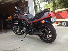 honda sabre wts 1985 honda sabre v65 1100cc fs ft v4musclebike com