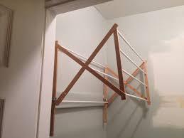 laundry drying racks making laundry drying rack u2013 home design by