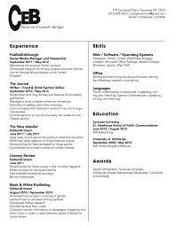 Fonts For Resumes Good Font For Resume The 6 Second Resume Challenge Answers