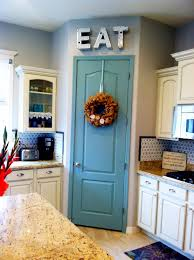 kitchen pantry door ideas pantry doors we recently transformed pantry doors into