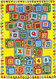 Learning Rugs Amazon Com Mybecca Abc Blocks 8 U0027 X 11 U0027 Kids Learning Rugs