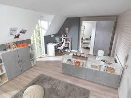 Schreibtisch Mit Regal Wellemöbel Concrete Conroy Schreibtisch Eckschreibtisch