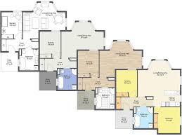 custom floor plan 2d floor plans roomsketcher
