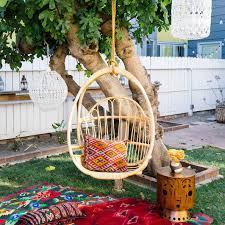 Justina Blakeney by Selamat Justina Blakeney Cohanga Hanging Chair Candelabra Inc