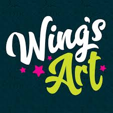 Home And Design Logo Wing U0027s Art And Design Studio Vector Graphics And Tools For Designers