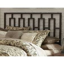 metal headboards queen affinity sloping curves metal headboard