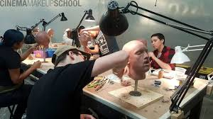 makeup school in los angeles a in of our advanced lab techniques class as they