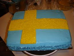 Swidish Flag Swedish Flag Evil Yumminess In The Land Of Giant Cupcakes
