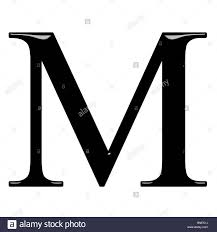 3d greek letter my stock photo royalty free image 30445902 alamy