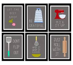 Ideas For Decorating Kitchen Walls Best 25 Kitchen Wall Art Ideas On Pinterest Kitchen Art
