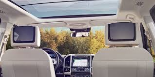ford expedition pushes entertainment further ford authority