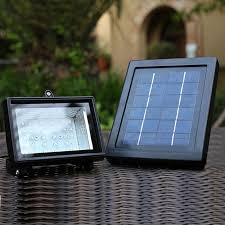 Security Light Solar Powered - best 25 solar powered flood lights ideas on pinterest walkway