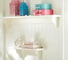 Wall Shelf For Kids Room by Hayden Shelves Pottery Barn Kids