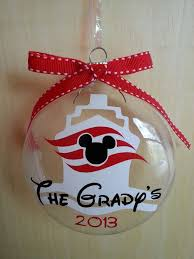 Cruise Ornament Disney Cruise Ornament Things I Made Cruises