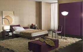 chambre violet et beige tendance déco pour la chambre des idées déco des idées brico