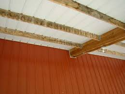 Pole Barn Roofing Affects Of Not Using A Vapor Barrier On Roof Steel