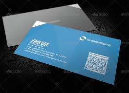 Create Qr Code For Business Card 25 Impressive Examples Of Qr Code Business Cards Inspirationfeed