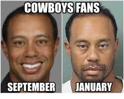 Dallas Cowboys Fans Memes - cowboys fans september january dallas cowboys meme on esmemes com