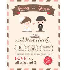 wedding announcement template bohemian wedding invitation suite