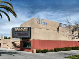 san jose state event center san jose entertainment venues