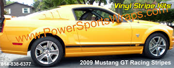 mustang decals mustang decals archives powersportswraps com