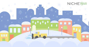 Cheapest States To Live In Usa Top 25 Snowiest Cities In America U2013 Niche Blog