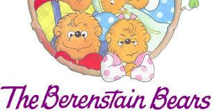 berenstien bears the berenstain bears writing through vet school