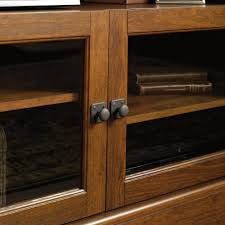 carson forge panel tv stand 412921 sauder