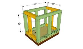 how to build a cat house howtospecialist how to build step by