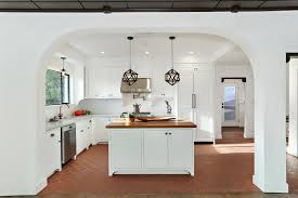 Spanish Style Kitchen by 1925 Spanish Style With Hollywood Sign Views Asks 2 45m Curbed La