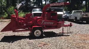 2008 morbark twister 12 for sale youtube