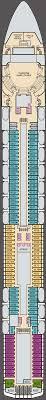 Carnival Legend Floor Plan by Inside Cabin 4115 On Carnival Miracle Category 4k