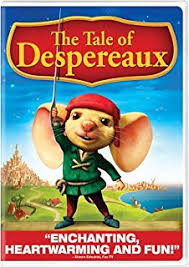 tale despereaux story mouse princess