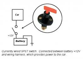 master electrical kill cut off switch technical discussions
