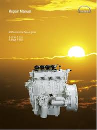 man industrial gas engine e 302 service repair manual pdf