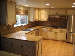 updated kitchens ideas kitchen kitchen cabinet restaining innovative on pertaining to