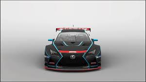 lexus racing car farnbacher racing lexus rc f gt3 gt open