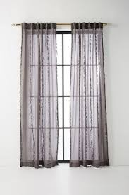 White And Grey Curtains Curtains U0026 Drapes Anthropologie