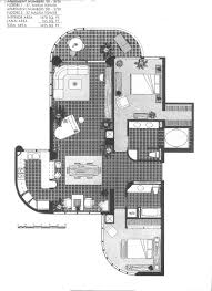waterfront floor plans one waterfront tower the honolulu hawaii state condo guide com