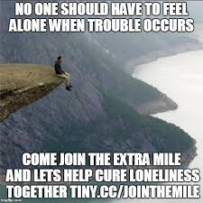 Together Alone Meme - alone imgflip