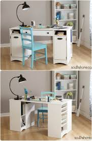 counter height craft table bookshelf counter height craft table with storage bookshelfs