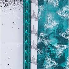 sided wrapping paper wrapping paper roll by house doctor sided winter model 1 x5