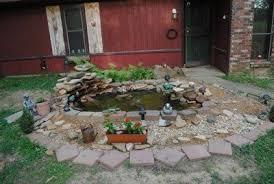 Decorative Pond Building A Garden Pond Thriftyfun
