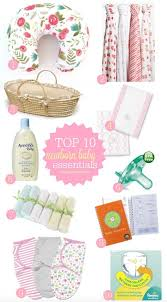 10 Must Essentials For A by Top 10 Must Haves For Newborns Honey We Re Home