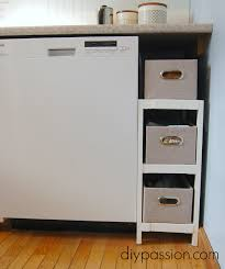 Kent Building Supplies Kitchen Cabinets Diy Kitchen Basket Shelf Or How To Use All The Space You Have