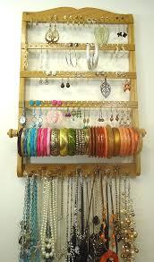 bracelet necklace organizer images Earring holder bracelet bangle necklace organizer jewelr jpg