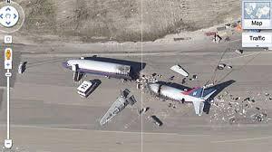 Maps Google Com San Jose by Google Maps Plane Crash Is Fake Nbc Bay Area