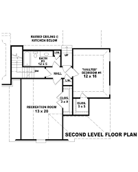 european style house plan 4 beds 3 00 baths 3568 sq ft plan 81