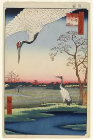 red crowned crane grus japonensis hotspot birding