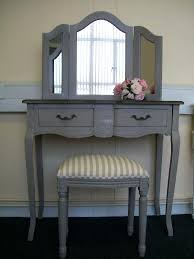 Vanity Set Furniture Appealing Vanity Set With Mirror And Stool Picture U2013 Mycakes Co
